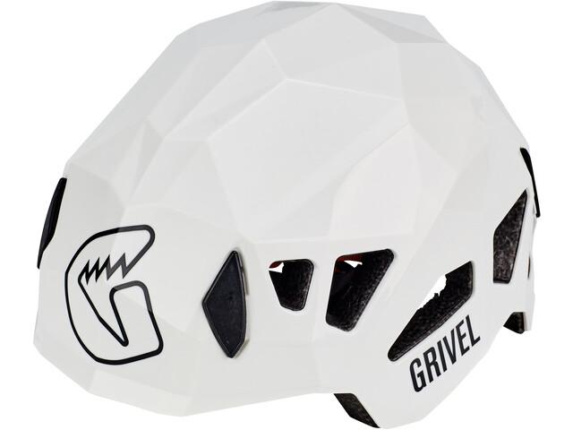 Grivel Stealth Hardshell Casque, white